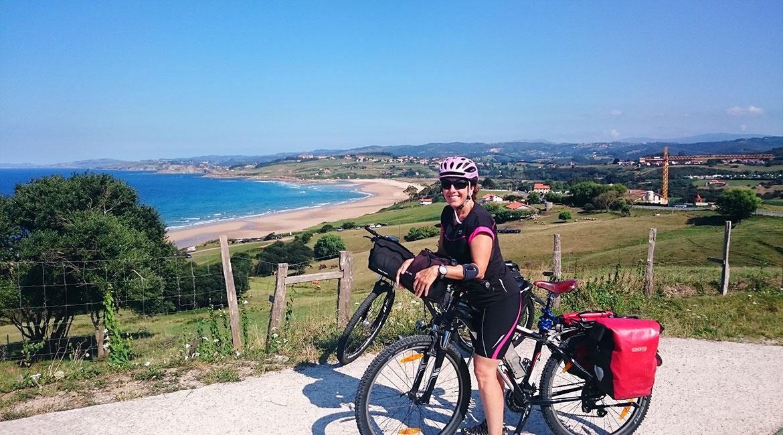 Camino de Santiago bike tour. North coast | BIKING THROUGH SPAIN