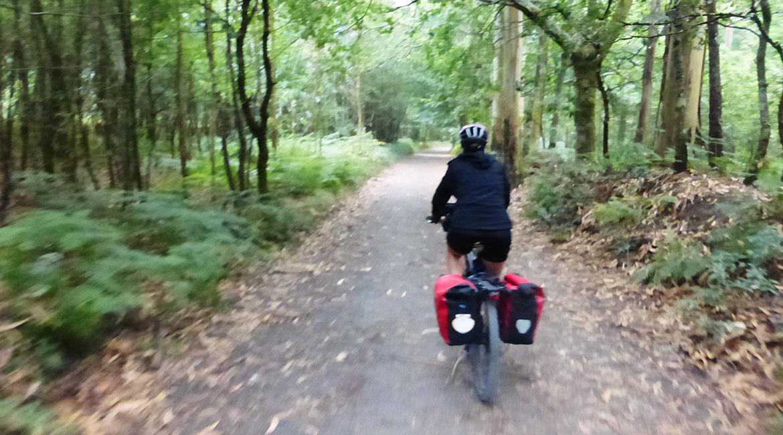 Camino de Santiago bike tour. Galicia | BIKING THROUGH SPAIN