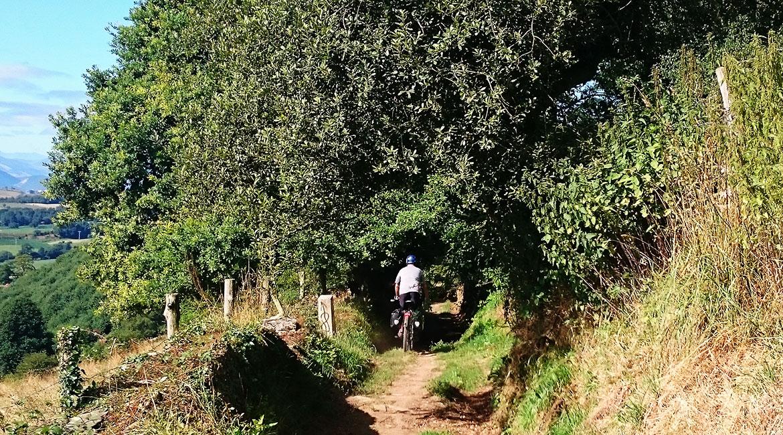 Camino de Santiago bike tour. Asturias way | BIKING THROUGH SPAIN