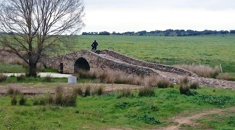 Camino de Santiago en Bici: la Ruta de la Plata 6. Biking Through Spain