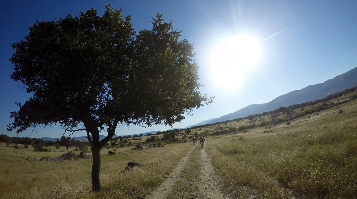Camino de Santiago bike tour. Extremadura | BIKING THROUGH SPAIN