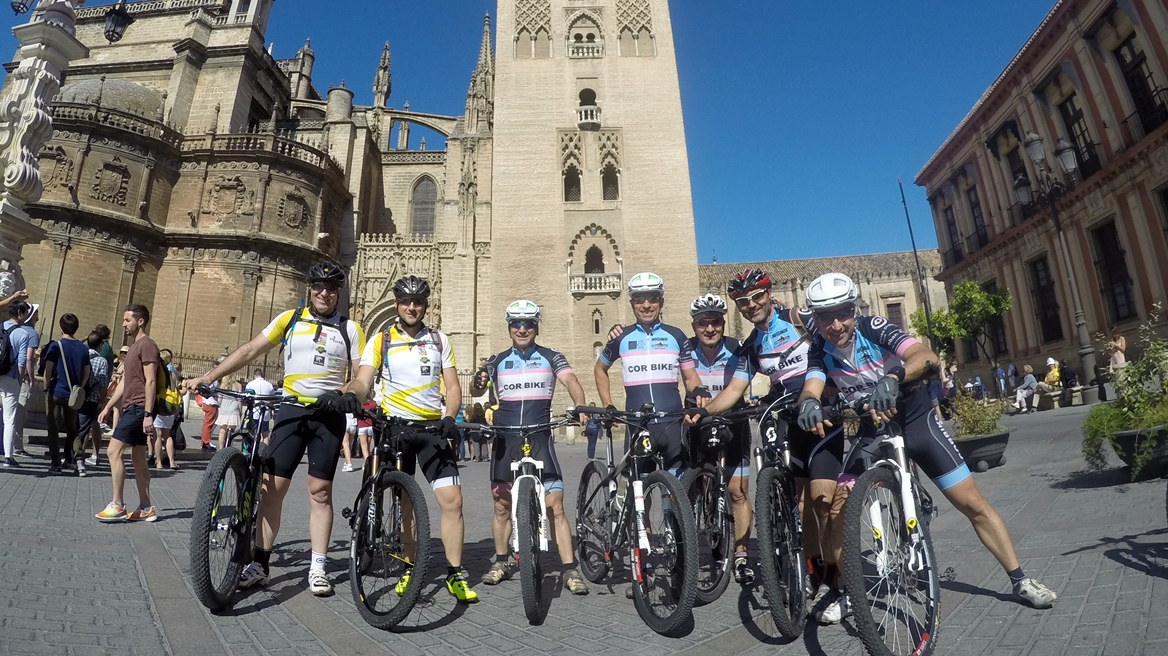 Camino de Santiago bike tour. Sevilla | BIKING THROUGH SPAIN