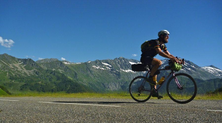 Pyrenees on bike 18. BIKING THROUGH SPAIN 1170X650