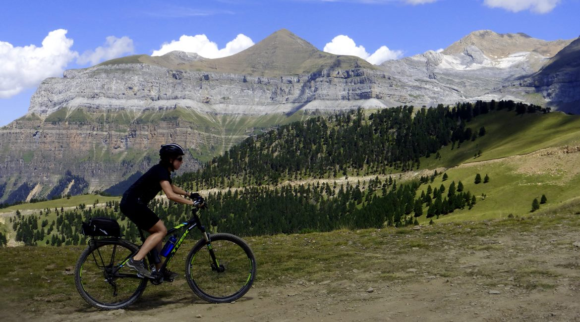 Pyrenees on MTB Ordesa National Park 2 | BIKING THROUGH SPAIN