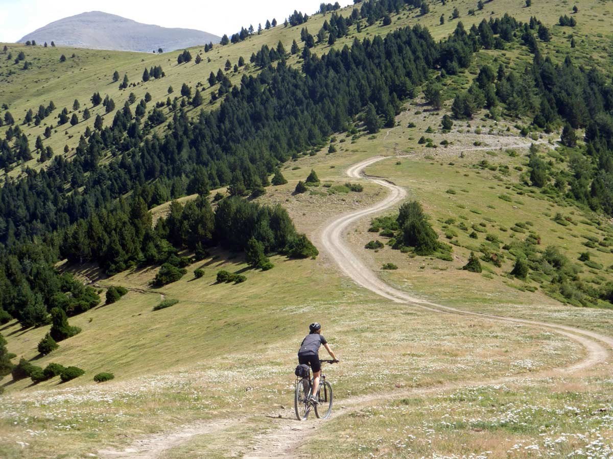 Pyrenees on MTB Ordesa National Park | BIKING THROUGH SPAIN
