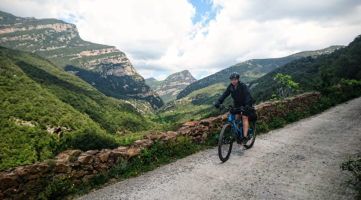 Pyrenees on MTB Garrotxa 1170x650 | BIKING THROUGH SPAIN