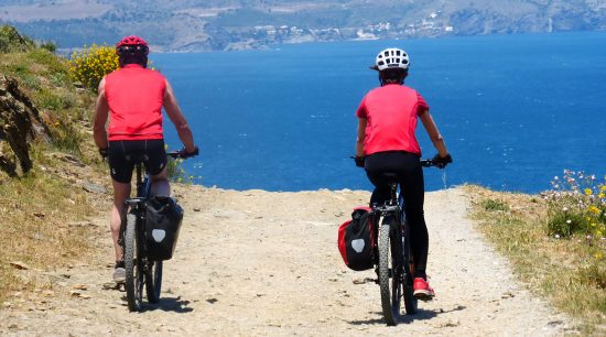 Cycling through Emporda. Port de la Selva | BIKING THROUGH SPAIN