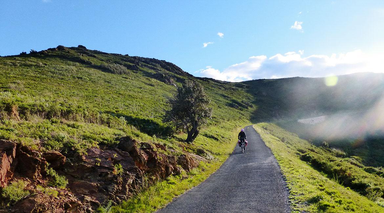 Cycling through Emporda. France | BIKING THROUGH SPAIN