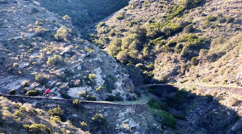 Cycling through Emporda. Cap de Creus 2 | BIKING THROUGH SPAIN