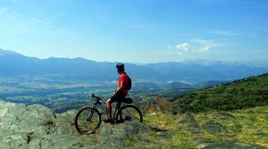 Pyrenees on MTB Cerdanya 2 | BIKING THROUGH SPAIN