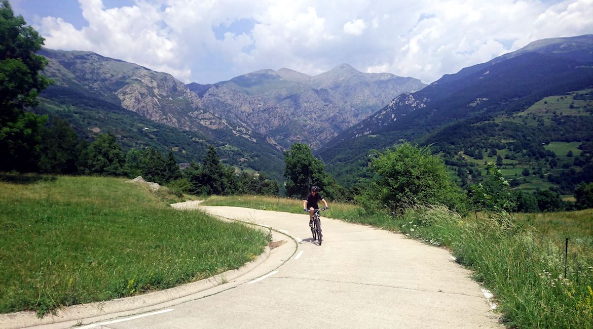 Pyrenees on MTB Alt Emporda 1170x650 | BIKING THROUGH SPAIN