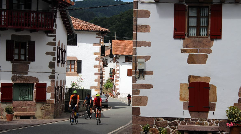 Etxalar' streets